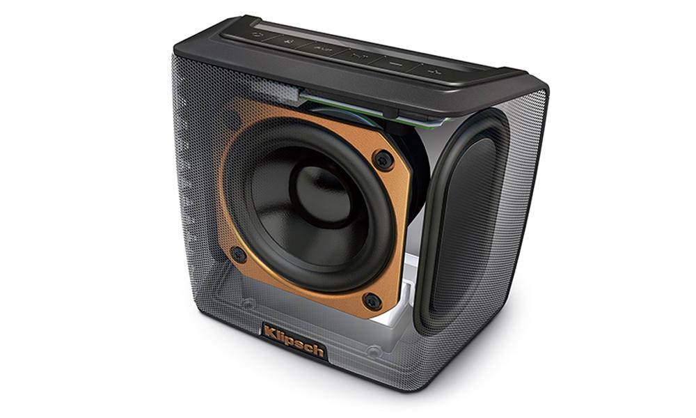 Klipsch Groove® Portable Bluetooth® Speaker Klipsch®  Klipsch